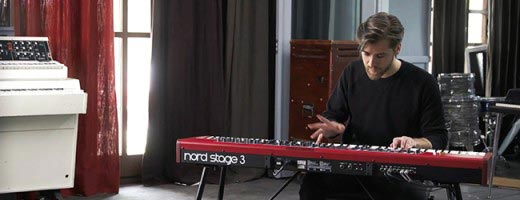 Nord Stage 3 official Demo