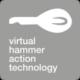 Clavia Nord Virtual Hammer Action Tech Logo