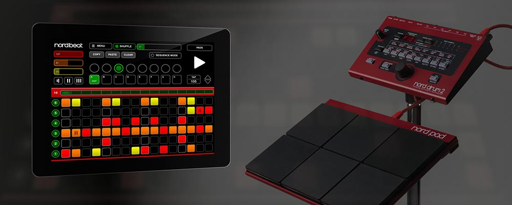 Clavia Nord Beat 3