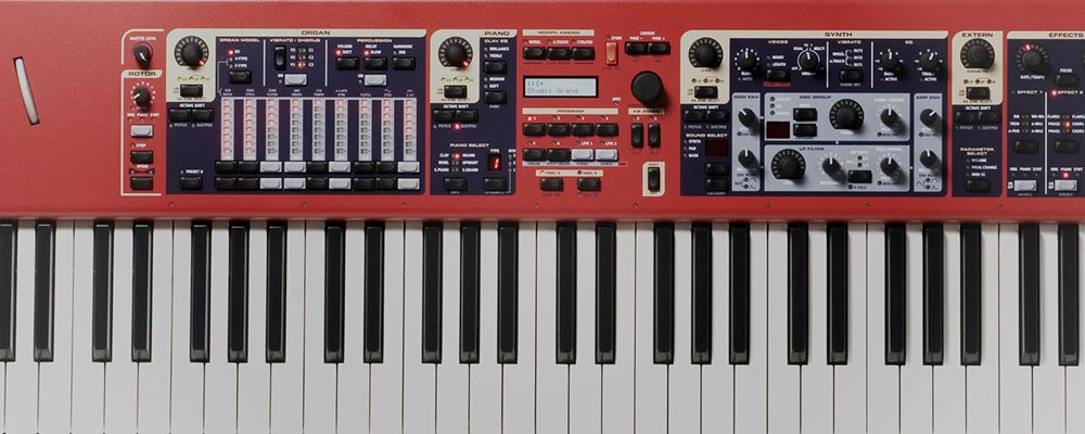 Clavia Nord Sample Library Archiv