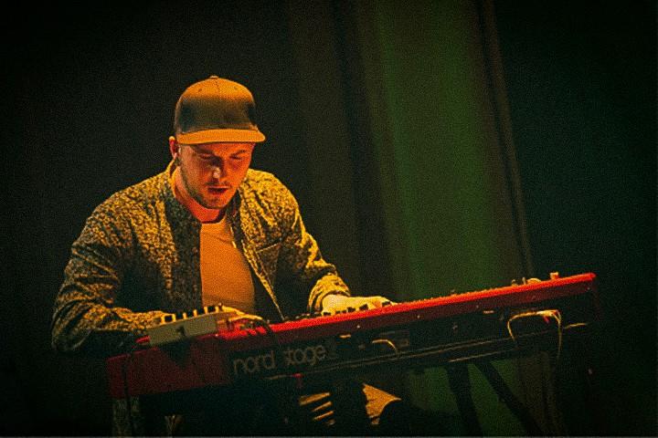 Nord Artist Christian Keymer